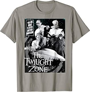 Twilight Zone About To Enter Another Dimension T-Shirt