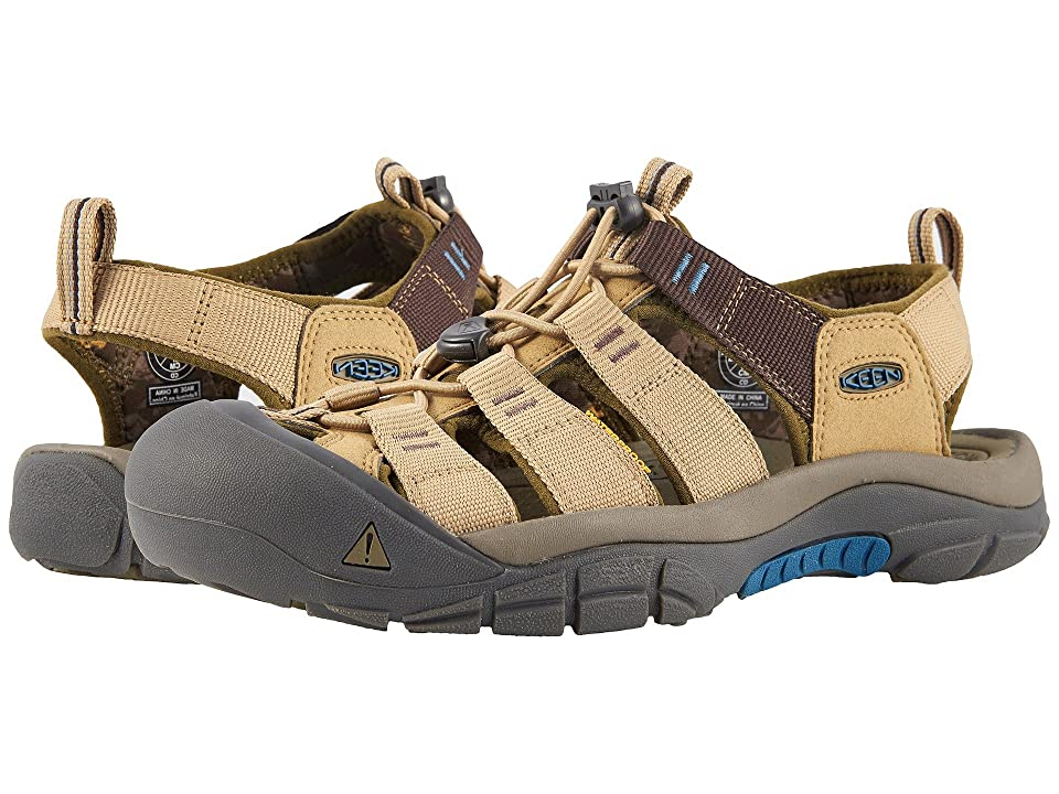 Keen Newport Hydro (Antique Bronze/Safari) Men