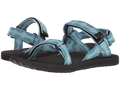 Naot Haven Source by Naot (Dream Blue) Women