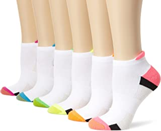 Gold Toe Women's Neon Socks (6-Pack)