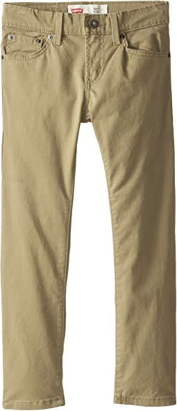 Levi's® Kids - 511™ Sueded Pants (Big Kids)