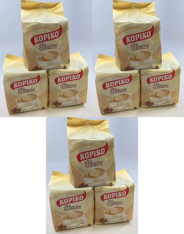Kopiko Blanca 秀逸 3 in 1 Creamy Coffee grams Mix x P 贈与 sachets 30