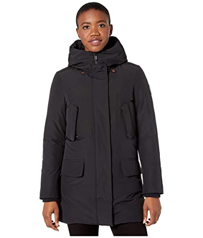 Save the Duck Copy 9 Winter Hooded Parka (Black) Women