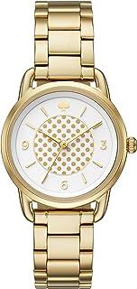 kate spade new york Women's KSW1166 Boathouse Analog Display Quartz Gold Watch