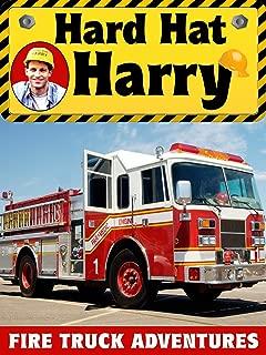 hard hat harry fire trucks