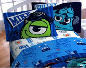 Disney Monsters University Stare Sheet Set, Twin