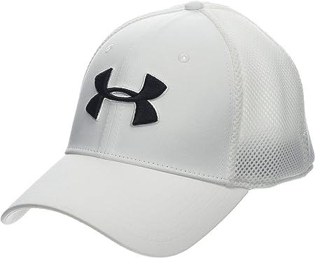 TALLA XL-XXL. Under Armour UA Classic Mesh Cap, clásicas gorras de béisbol con visera, funcional gorra para hombre hombre