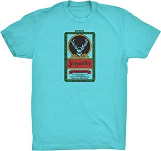 Jerry Garcia Inspired jerrymeister T-Shirt Classic Dead & Company Summer Tour Throwback, Brown Eyed Women NL