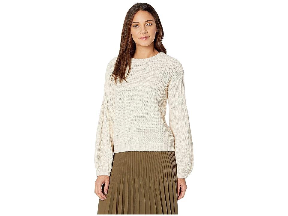 Amuse Society Rodas Sweater (Stone) Women