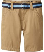 Tommy Hilfiger Kids - Chester Twill Shorts (Toddler/Little Kids)