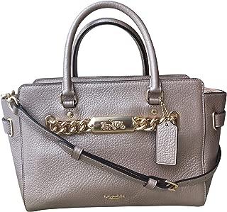 COACH CARRYALL 25 CROSSBODY LEATHER Handbag
