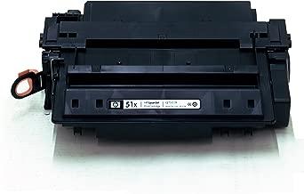 Tóner para HP Origignal Q7551X 51X negro 13000 páginas, HP LaserJet M3027 MFP, M3027x MFP, M3035 MFP, M3035xs MFP, P3005, P3005d, P3005dn, P3005n, P3005x