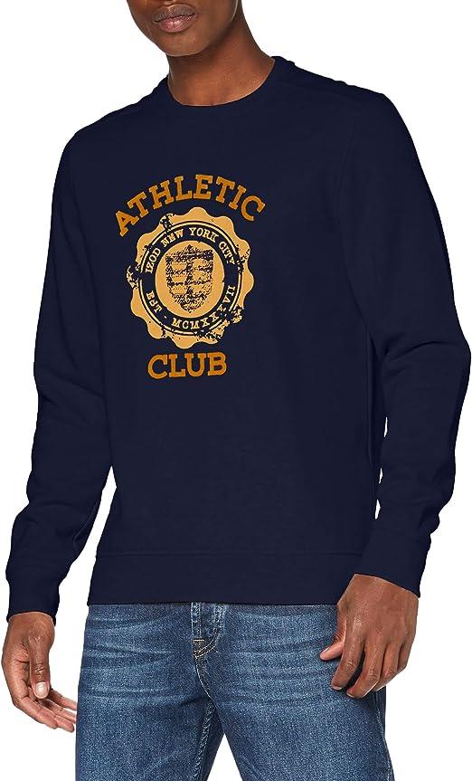 Izod Super Soft Athletic Club Crew Sudadera para Hombre