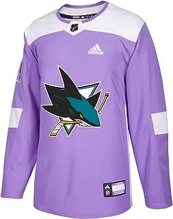 sharks hockey fights cancer