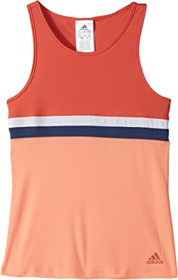 adidas Kids - Club Tank Top (Little Kids/Big Kids)