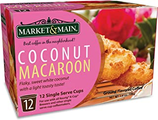 toasted coconut k cups