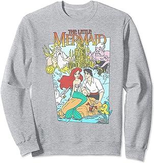 Disney The Little Mermaid Vintage Cover Sweatshirt