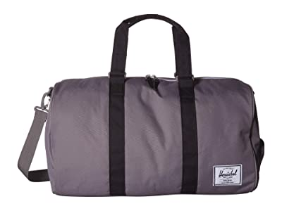 Herschel Supply Co. Novel (Grey/Black) Duffel Bags