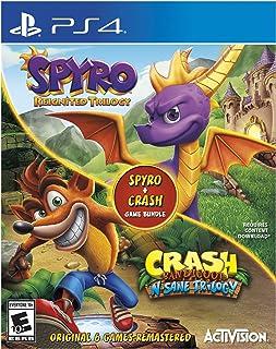 Spyro Crash Remastered Bundle - PlayStation 4