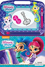 Shimmer and Shine - Learning Book with Magnetic Drawing Pad