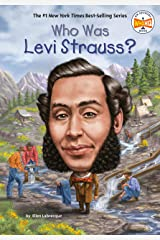 Who Was Levi Strauss? (Who Was?) Kindle Edition
