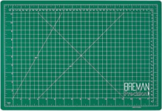 Breman Precision Self Healing Cutting Mat | Sewing Craft Quilting Fabric Rotary Cutting Mat for Crafters Hobbyists Artists...