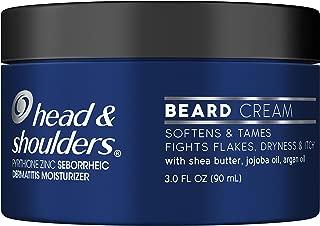 Head & Shoulders beard cream, 3.0 fl Ounce