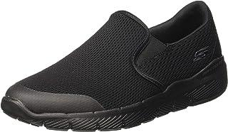 SKECHERS Flex Advantage 3.0, Men's Road Running Shoes, Black, 7 UK (41 EU)