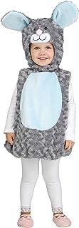Fun World Little Girl'S Sml/Li'L Grey Mouse Costume, Small, Multicolor
