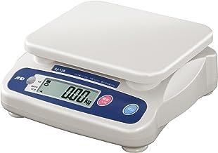 A&D 取引証明用 デジタルはかり SJ-12K ≪ひょう量:12kg 最小表示:0.01~0.02kg(使用範囲:0.1~12kg) 皿寸法:230(W)*190(D)mm 検定付:使用地区制限なし≫