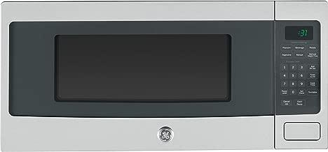 GE PEM31SFSS Profile Stainless Steel Countertop Microwave (Renewed)