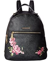 Rampage - Midi Floral Safiano Backpack