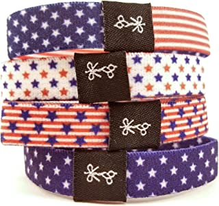 Hair Ties For Guys   Superior, No-Rip, No-Slip Hair Ties for All Hair Types (The Old Glories)