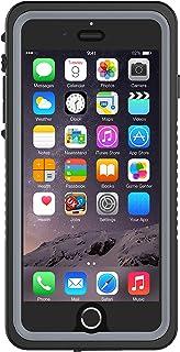 iPhone 7 Plus/8 Plus Waterproof Case, OTBBA Underwater Snowproof Dirtproof Shockproof IP68 Certified with Touch ID Full Sealed Cover Waterproof Case for iPhone 7 Plus/8 Plus-5.5in (Clear)