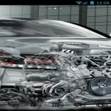 Transparent Car Theme