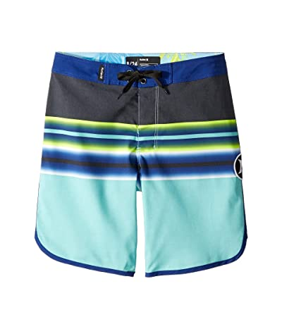 Hurley Kids Zen Boardshorts (Big Kids) (Tropical Twist) Boy