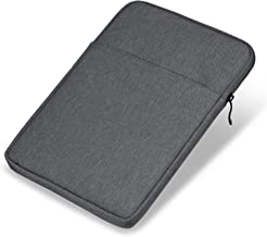 """10.1-10.5 inch Canvas Tablet Sleeve Pouch Case Bag Protective Cover for iPad Pro 11"""" 10.5"""" 9.7""""/ Galaxy Tab S5e /Tab A 10...."""