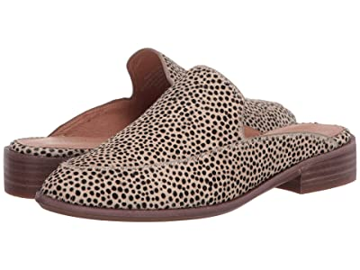 Madewell Frances Loafer Mule (Dried Flax Multi) Women