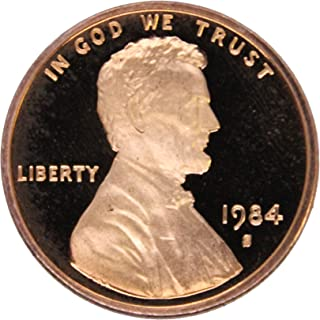 1984 S Lincoln Cent 1C Proof