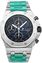 Audemars Piguet Royal Oak Offshore Mechanical (Automatic) Blue Dial Mens Watch 26470PT.OO.1000PT.02 (Certified Pre-Owned)