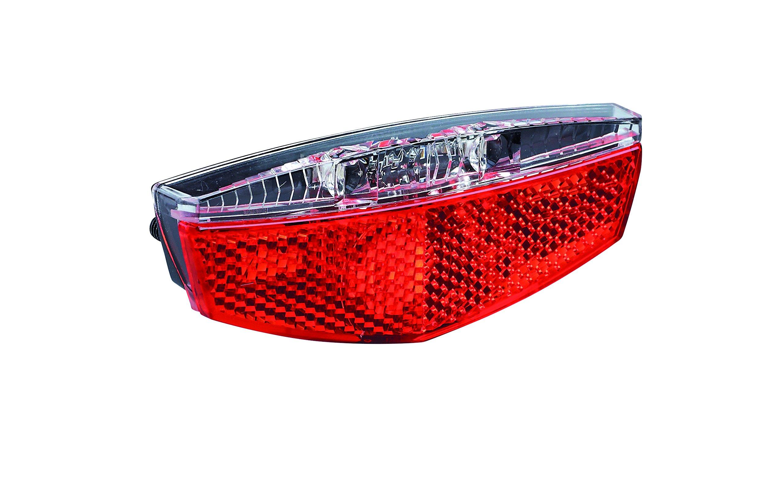Büchel LED Gepäckträgerrücklicht Tivoli mit Standlichtfunktion Luz ...