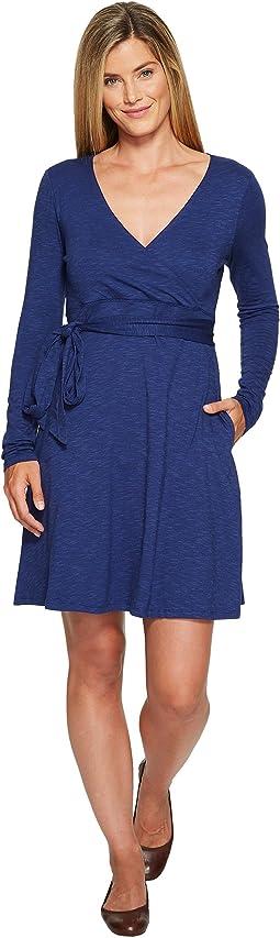 Cue Wrap Dress