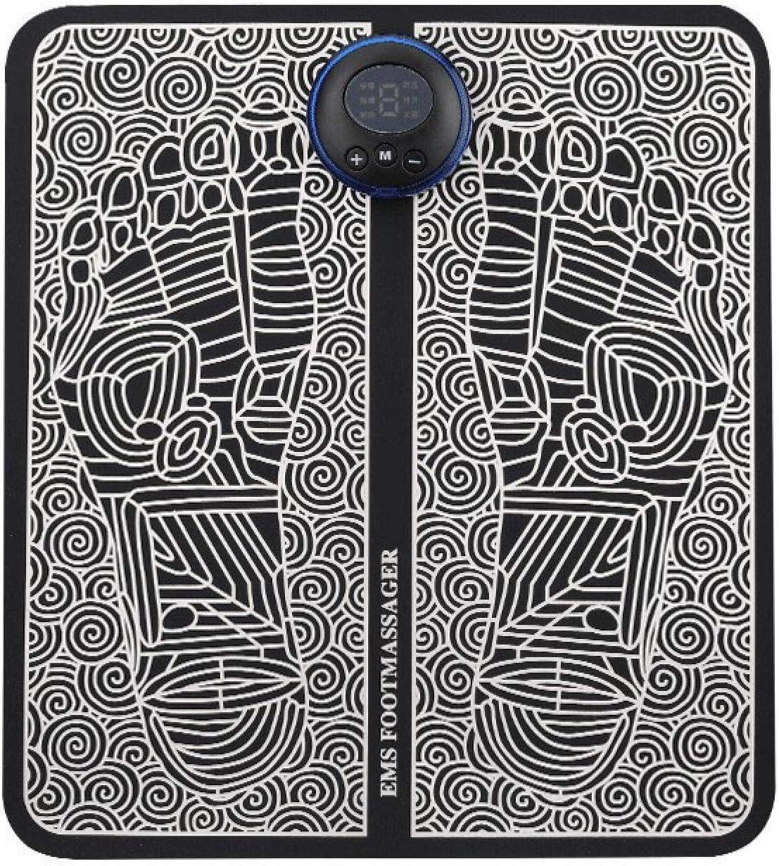 shop Foldable Electric Ranking TOP4 Massage Foot Foo Pad EMS