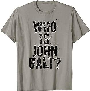 Best who is john galt shirt Reviews