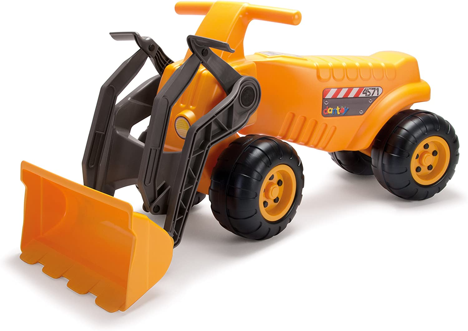 Dantoy Giant Excavator, Sit and Ride Vehicle, Made in Denmark