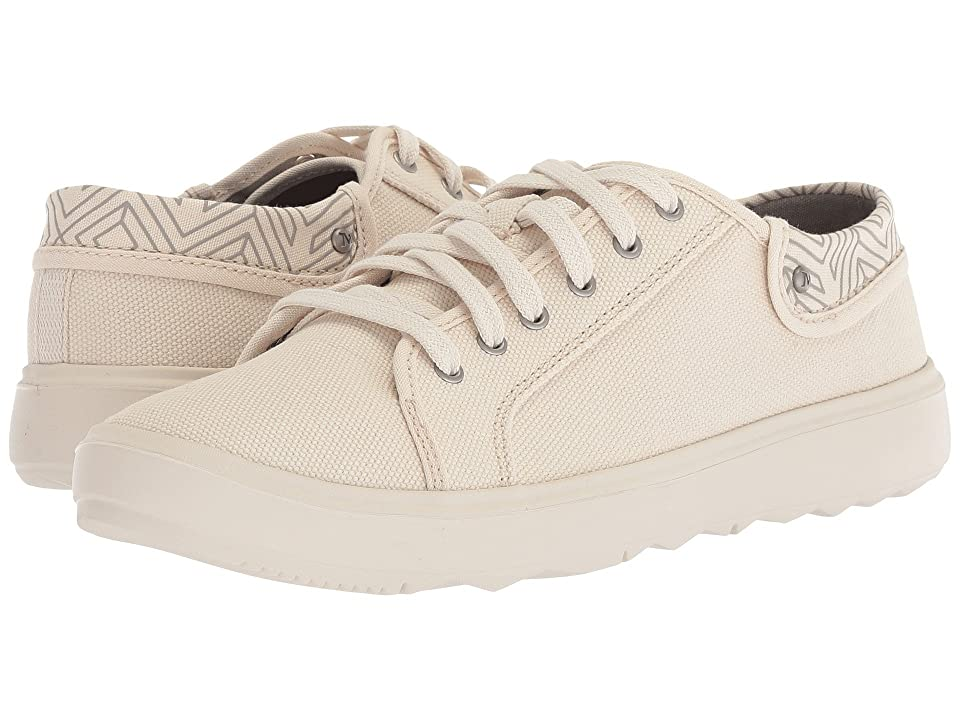 Merrell Around Town City Lace Canvas (Whitecap) Women