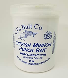 CJs minnow Punch Bait 14oz
