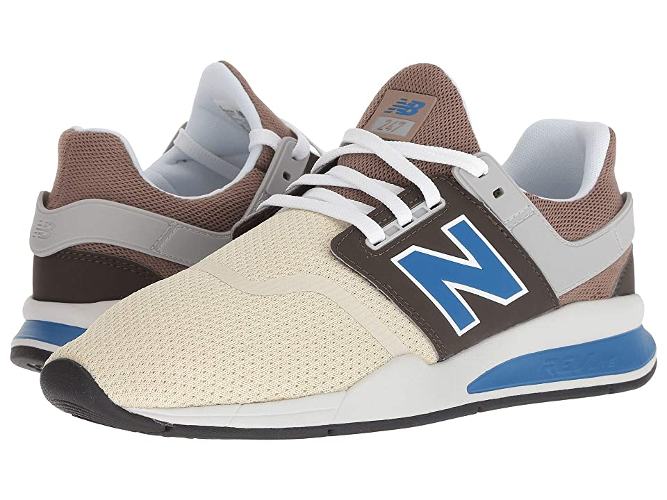 New Balance Classics MS247Nv1 (Bone/Mushroom) Men's Classic Shoes