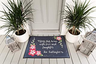 Best personalized entry door mats Reviews