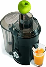 Hamilton Beach 67601 Big Mouth Juice Extractor, Black (Discontinued)